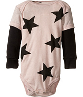 Nununu - Super Soft Star Print One-Piece (Infant)