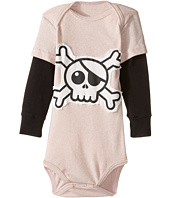 Nununu - Extra Soft Skull Patch One-Piece (Infant)