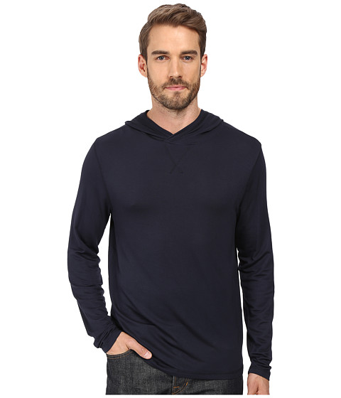 Threads 4 Thought Baseline Modal Pullover Hoodie - Blue Nights