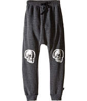 Nununu - Extra Soft Baggy Pants with Skull Knee Patches (Little Kids/Big Kids)
