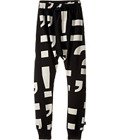 Nununu - Extra Soft Punctuation Pring Baggy Pants (Little Kids/Big Kids)