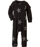 Nununu - Super Soft Star Print Playsuit (Infant)