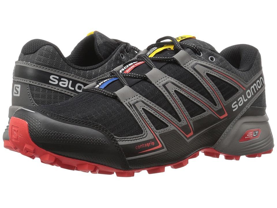 Salomon Speedcross Vario (Black/Magnet/Fiery Red) Men