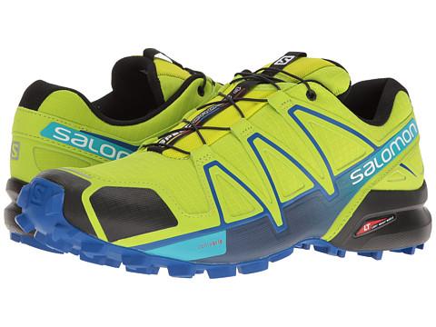 Salomon Speedcross 4 - Lime Green/Nautical Blue/Hawaiian Ocean