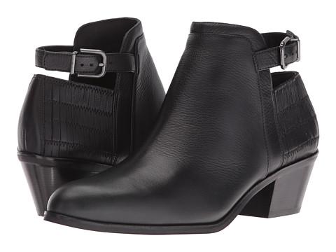 Via Spiga Caryn - Black Olympia Calf Leather