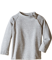 Nununu - Side Zip Extra Soft Pullover Sweatshirt (Toddler/Little Kids)