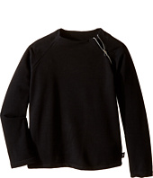 Nununu - Side Zip Extra Soft Pullover Sweatshirt (Little Kids/Big Kids)