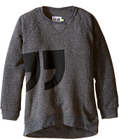 Nununu - Super Soft Quotation Pullover (Little Kids/Big Kids)