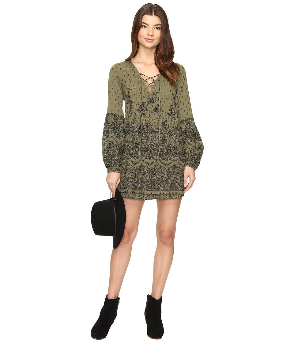 Billabong Just Like You Dress (Seagreen) Women
