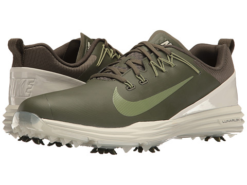 Nike Golf Lunar Command 2 - Cargo Khaki/Palm Green/Light Bone