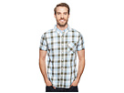 United By Blue - Short Sleeve Everett Plaid Shirt