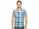 United By Blue - Short Sleeve Washington Plaid Shirt