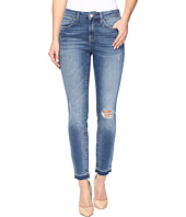 Mavi Jeans - Alissa Ankle High-Rise Skinny Ankle in Dark Indigo 90s