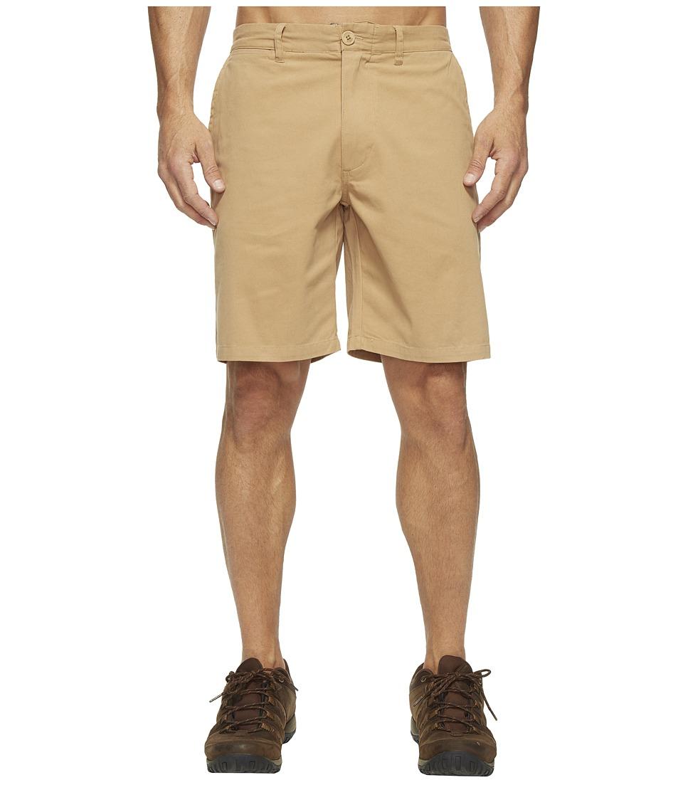 United By Blue - Holston Shorts (Tan) Mens Shorts