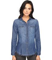 Mavi Jeans - Melissa Shirt in Mid Indigo
