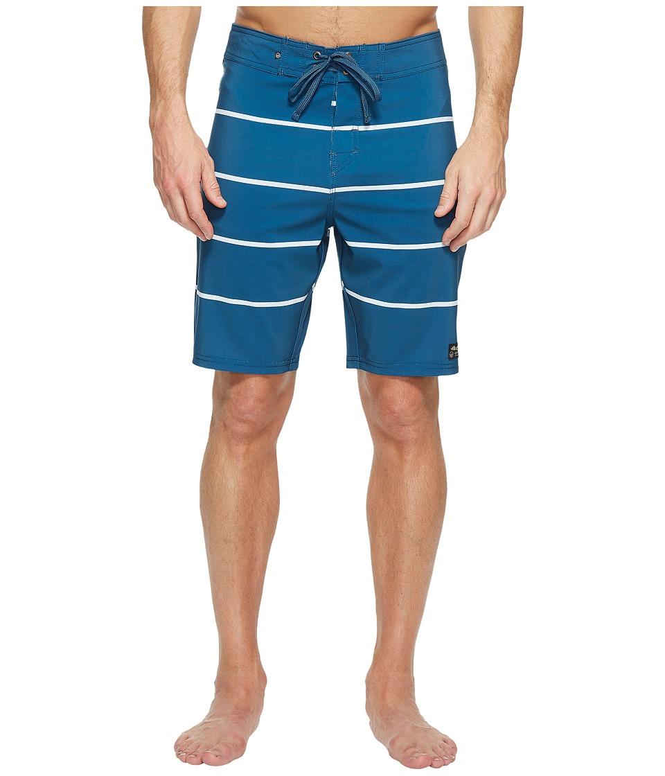 United By Blue Reach Boardshorts (Blue) Men