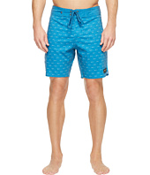 United By Blue - Longbow Scallop Boardshorts