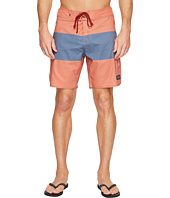 United By Blue - Midstream Scallop Boardshorts