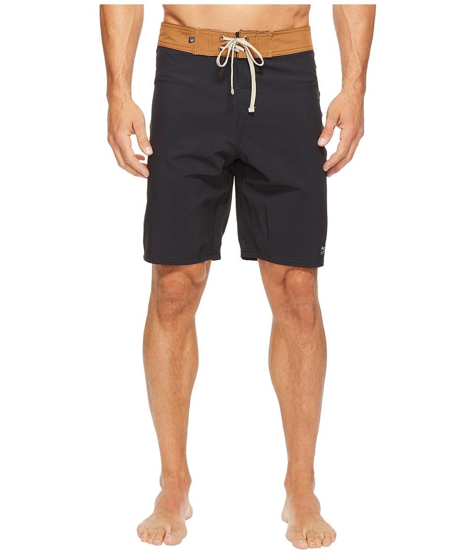 United By Blue Classic Trailblaze Boardshorts (Navy) Men