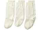 Jefferies Socks Jefferies Socks High Class Nylon Knee High Socks 3-Pair Pack (Infant/Toddler/Little Kid)