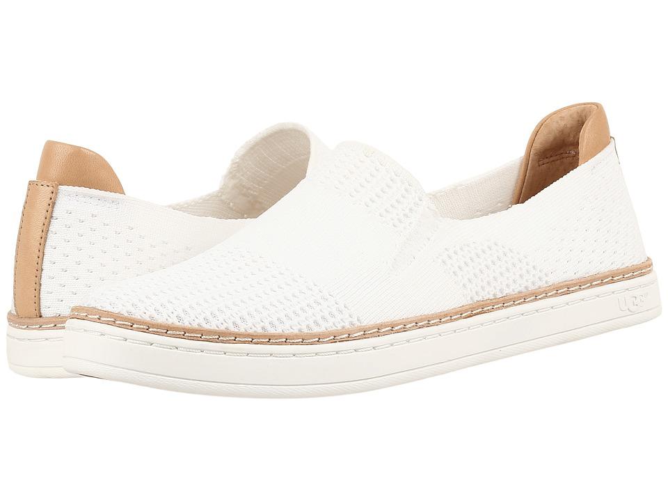 UGG Sammy (White) Flats