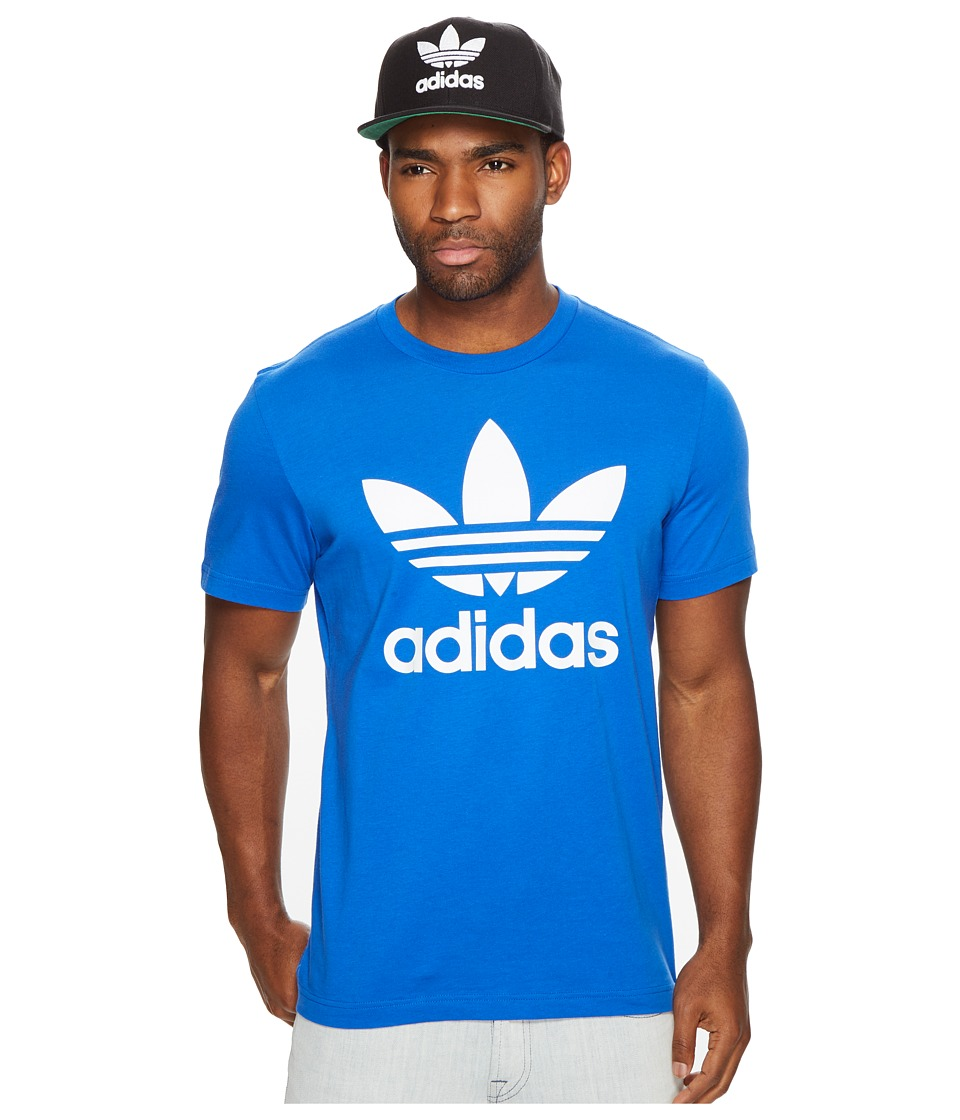 adidas Originals Originals Trefoil Tee (Blue) Men