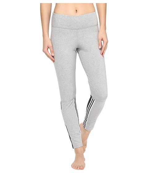 adidas Comfort Leggings - Medium Grey Heather