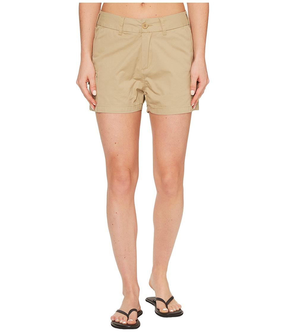 United By Blue - Roan Shorts (Tan) Womens Shorts