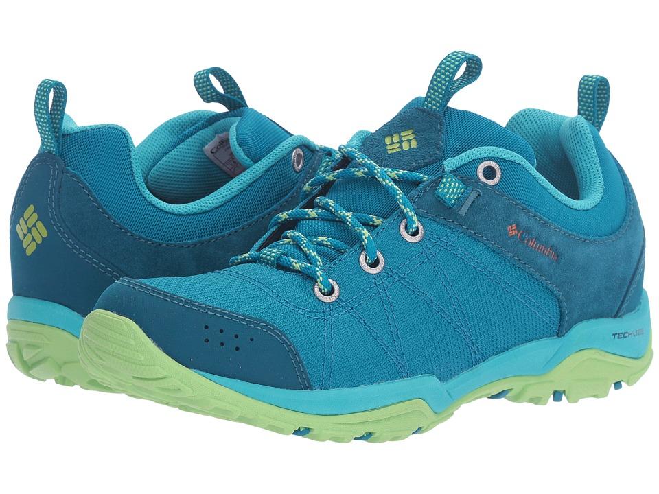 Columbia - Fire Venture Textile (Sea Level/Valencia) Womens Shoes