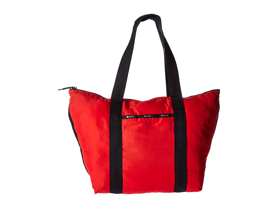 LeSportsac Luggage - Large On The Go Tote (Classic Red) Tote Handbags
