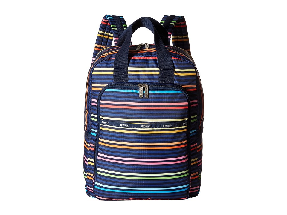 LeSportsac - Baby Utility Backpack (Baby Lestripe) Backpack Bags