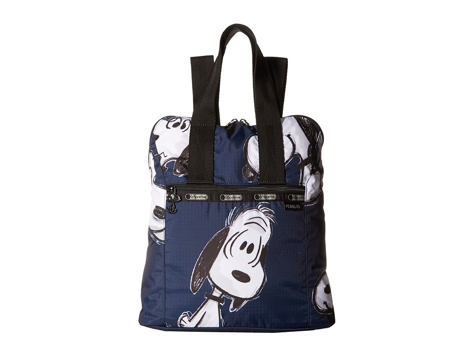 LeSportsac - Everyday Backpack (Snoopy Fun) Backpack Bags
