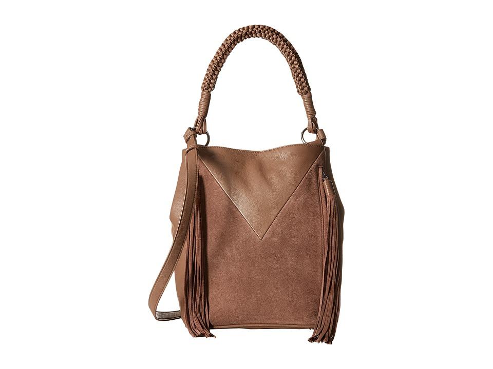 Sam Edelman - Monica Bucket (Truffle) Handbags