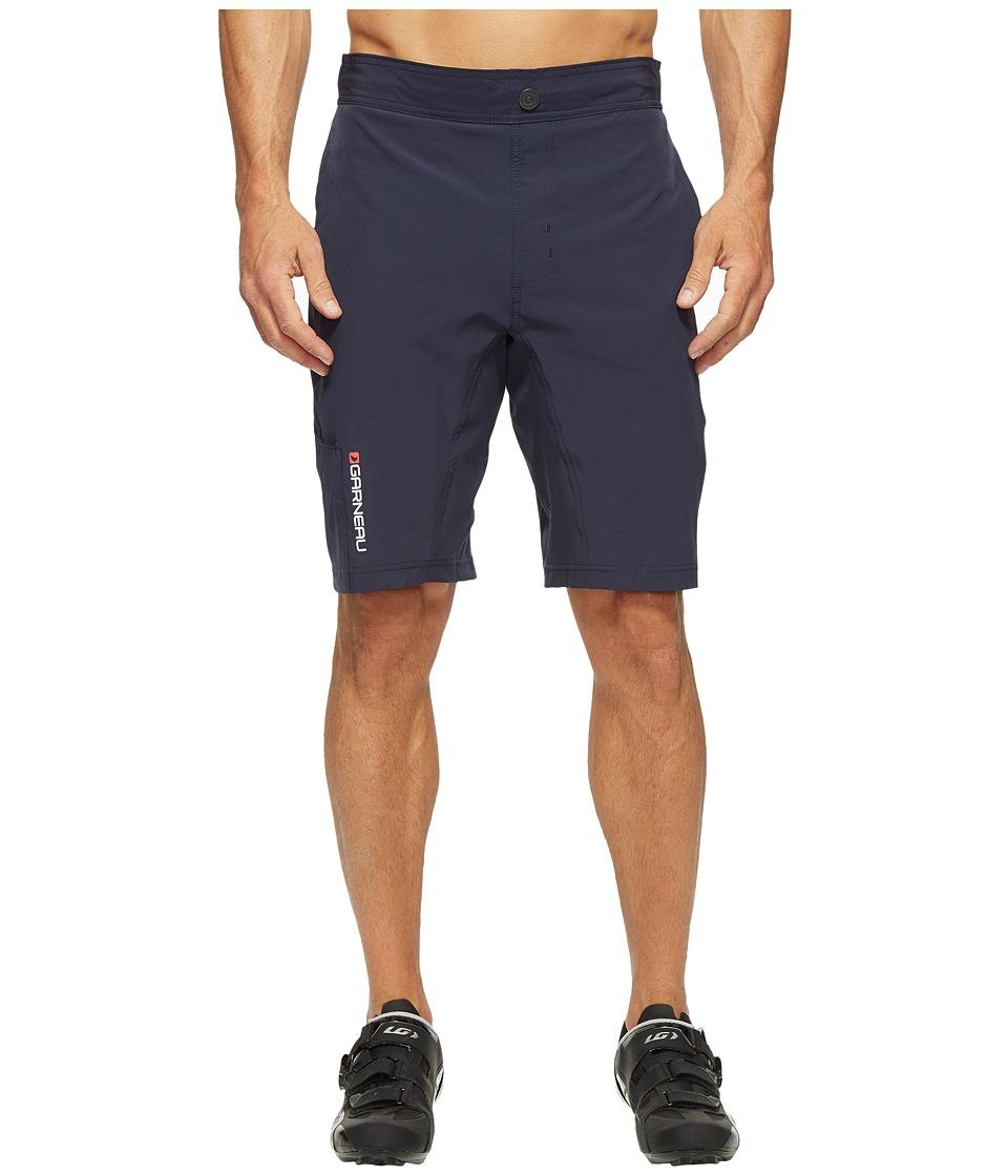 Louis Garneau Range Shorts (Dark Night) Men