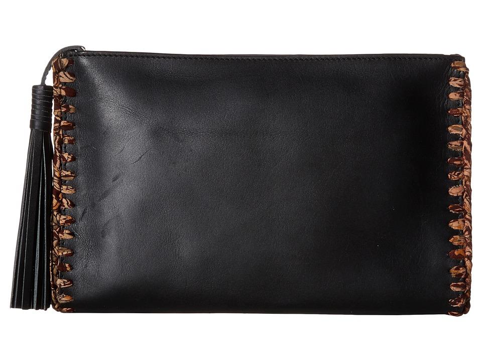 Sam Edelman - Megan Clutch (Black) Clutch Handbags
