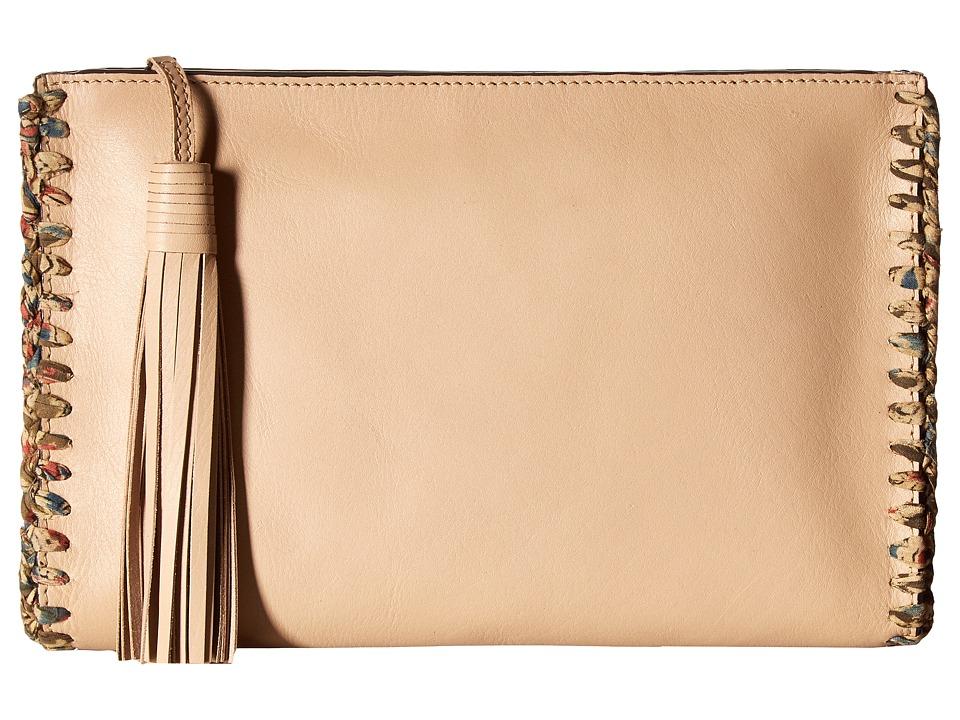 Sam Edelman - Megan Clutch (Sand) Clutch Handbags