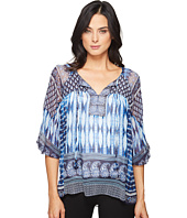 Hale Bob - True Colors Silk Georgette Top