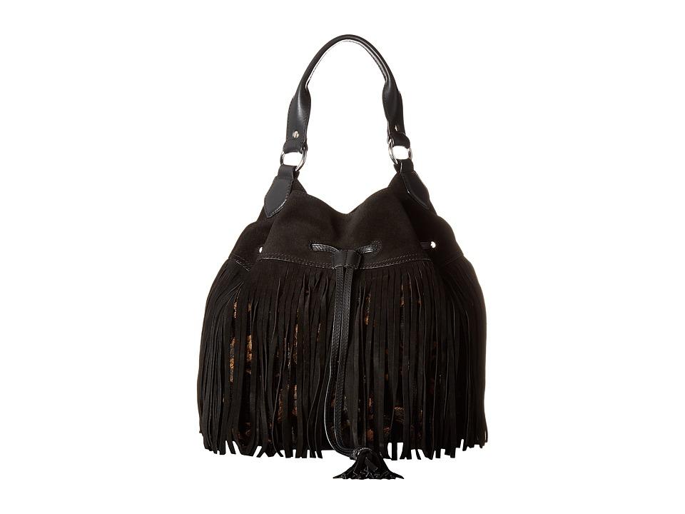 Sam Edelman - Tyra Hobo (Black) Hobo Handbags