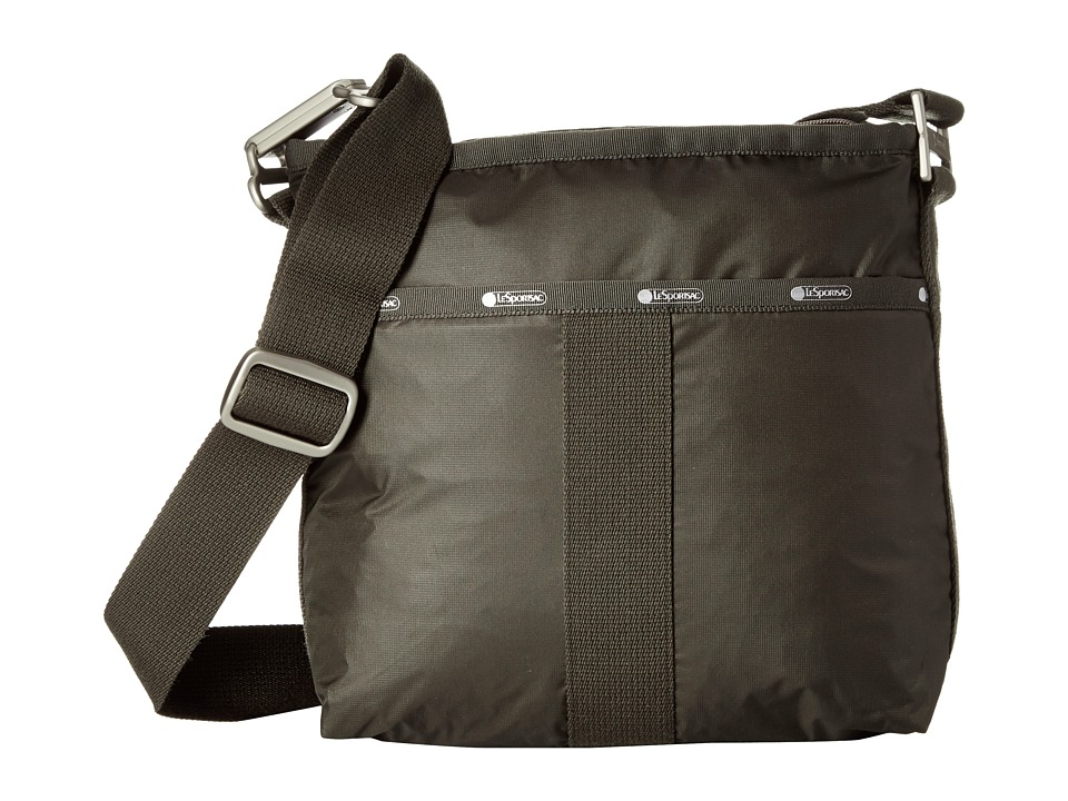 LeSportsac - Essential Crossbody (Gravel) Cross Body Handbags