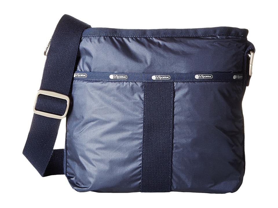 LeSportsac - Essential Crossbody (Classic Navy) Cross Body Handbags