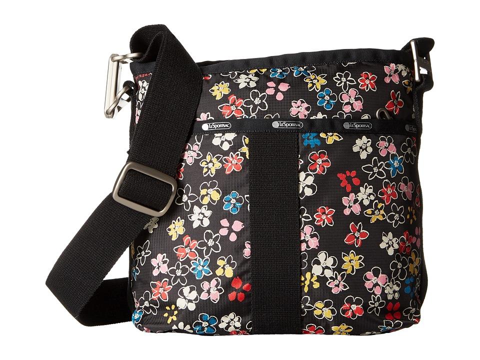 LeSportsac - Essential Crossbody (Flower Burst) Cross Body Handbags