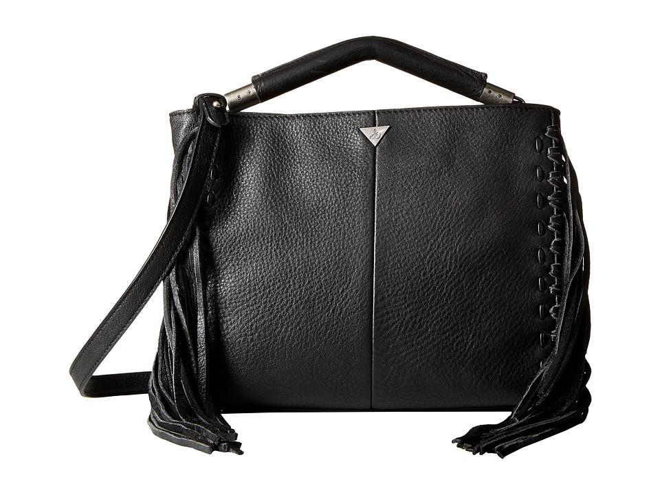 Sam Edelman - Zoey Shoulder (Black) Shoulder Handbags