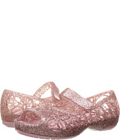 Crocs Kids - Isabella Glitter Jelly Flat PS (Toddler/Little Kid)