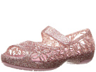 Crocs Kids - Isabella Glitter Jelly Flat PS (Toddler/Little Kid)
