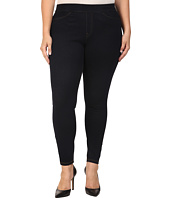 HUE - Plus Size Curvy Fit Jeans Leggings
