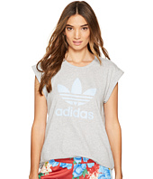 adidas Originals - Boyfriend Roll-Up Tee