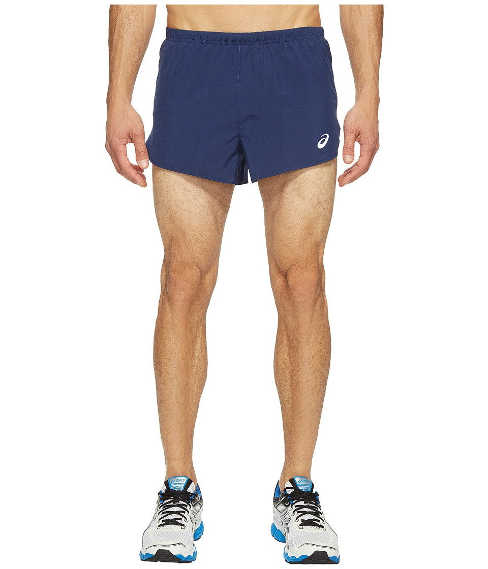 ASICS Split Shorts 3 (Indigo Blue) Men
