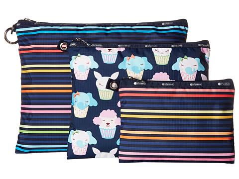 LeSportsac Multi Pouch Set - Baby Lestripe Multi