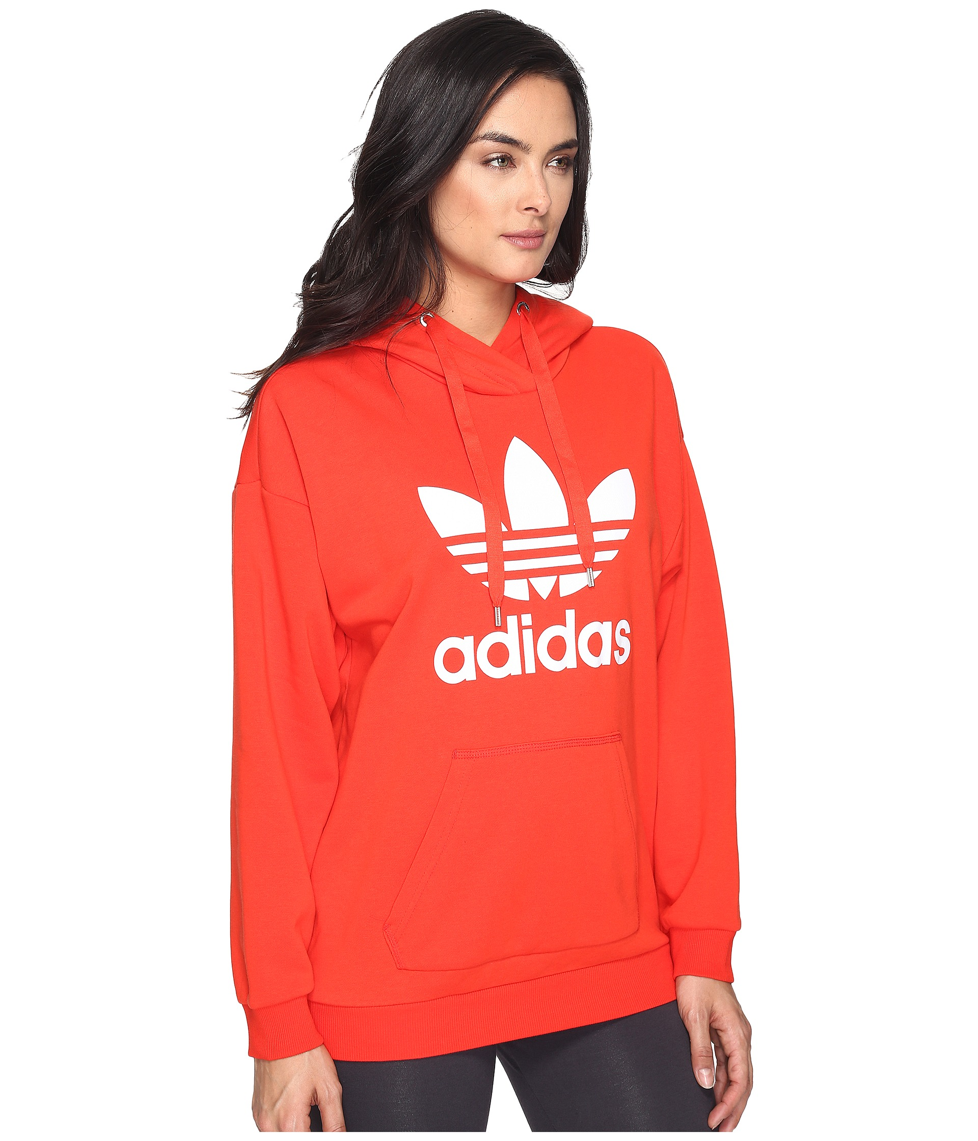adidas originals trefoil hoodie at. Black Bedroom Furniture Sets. Home Design Ideas