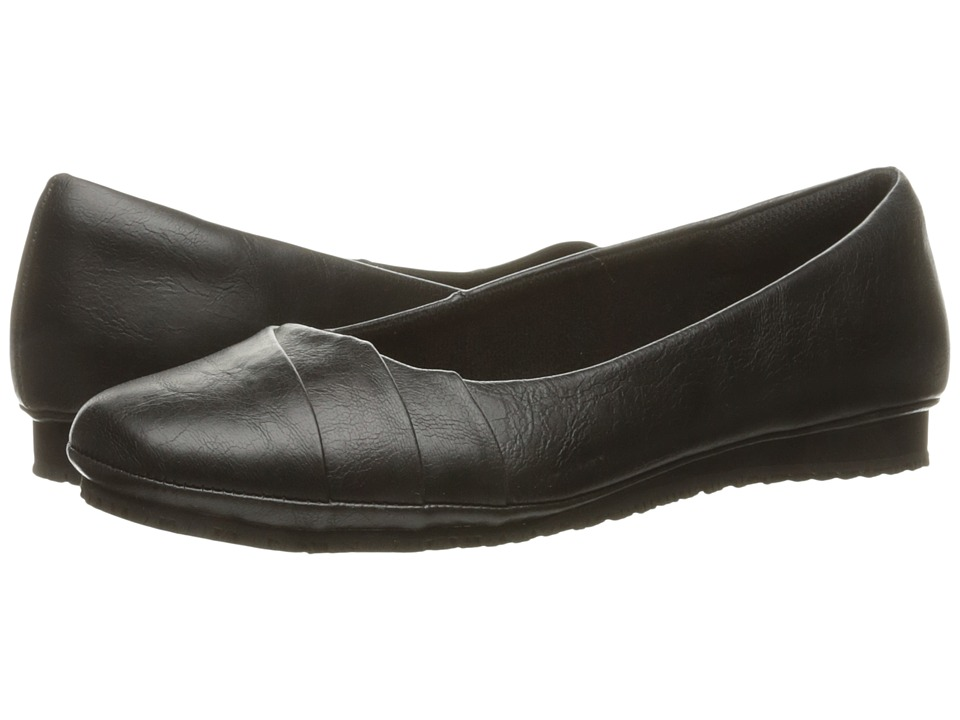Skechers Work - Kinciad - Callao (Black Synthetic) Women'...